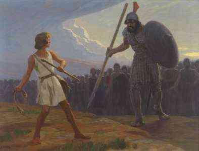 Дэвид против Голиафа: как победить своих гигантских конкурентов