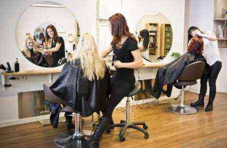 Начиная бизнес в парикмахерской Сколько это стоит?