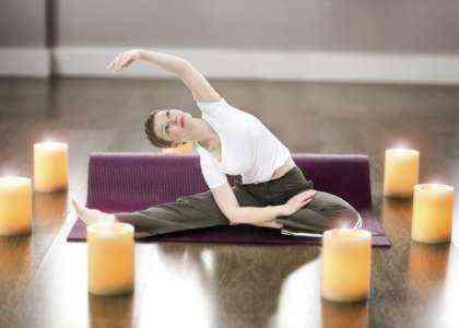 Начиная бизнес студии йоги в вашем доме