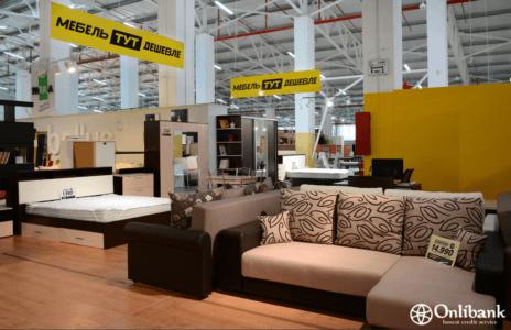 Шаблон бизнес-плана «Образец мебельного магазина»