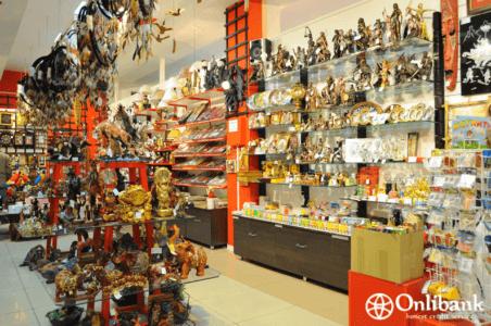 Образец шаблона бизнес-плана сувенирного магазина