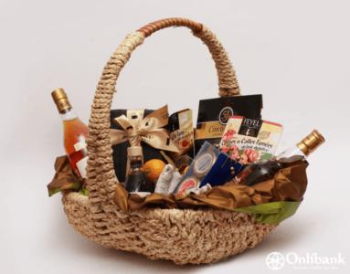 Начать бизнес подарочной корзины онлайн без денег