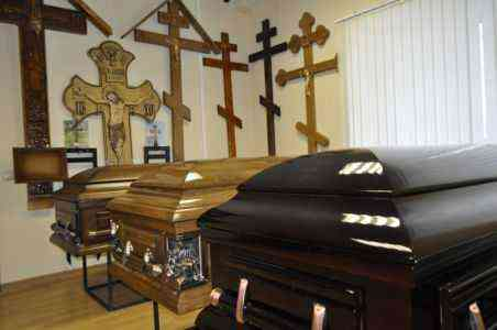 Начиная бизнес похоронного бюро
