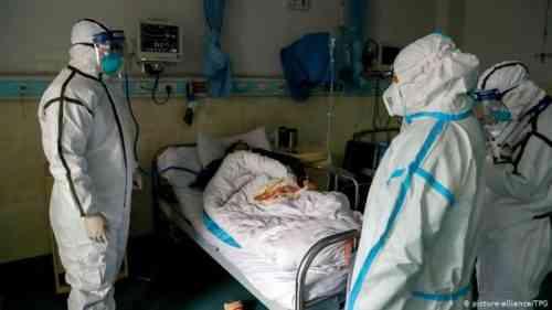 Как специалисты здравоохранения готовятся к пандемии COVID-19