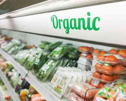 Качество является приоритетом с упаковкой органических продуктов