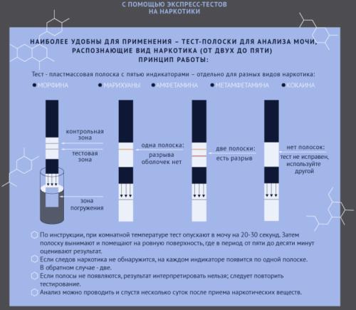 Подготовка к сдаче теста на наркотики на работе — руководство о том, как быстро пройти тест на наркотики